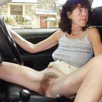 Gabrielle, libertine exhib veut baiser en voiture