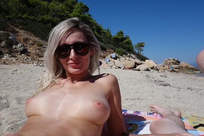 Marisa MILF Libertine naturiste Cap d'Agde 1