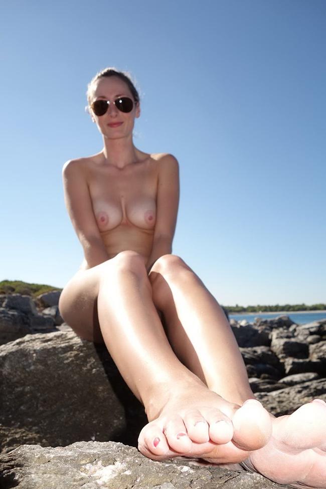 Marisa MILF Libertine naturiste Cap d'Agde 3
