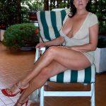 Sandra, rencontre milf portugaise à croquer