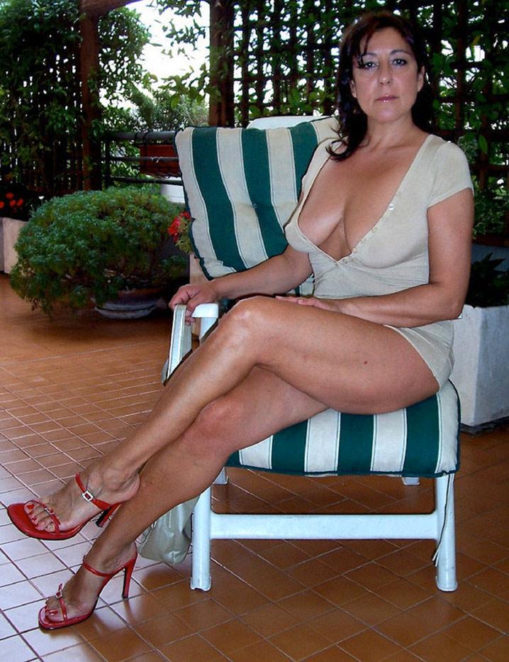 Sandra MILF portugaise